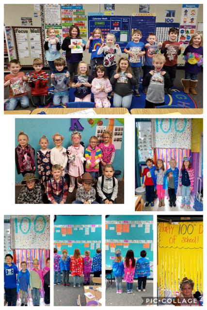 100th day kindergarten