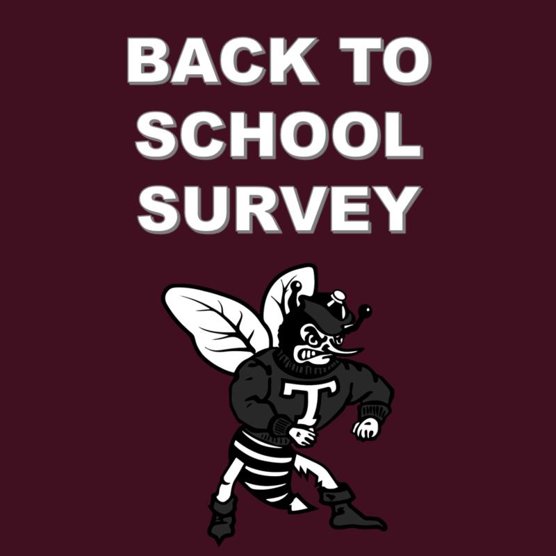 Important Back to School Survey Thumbnail Image