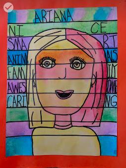 4th Grade Star Artist