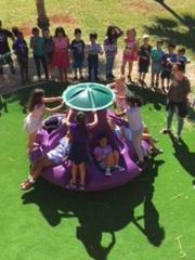 Temporary Playground