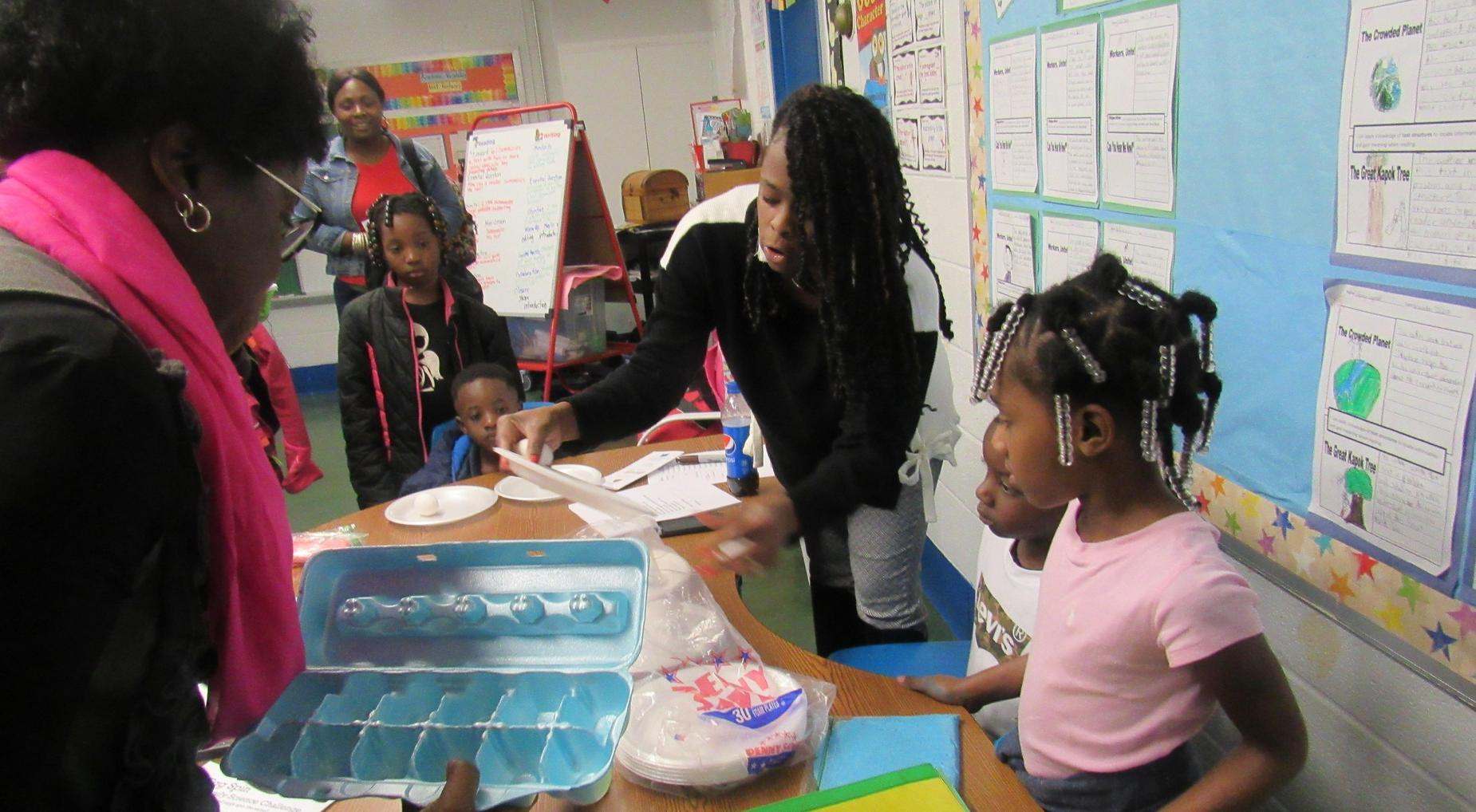 Family STEAM (Science, Technology, Engineering, Art, and Mathematics) Night