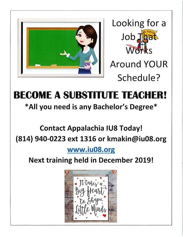 Become a Substitute Teacher Featured Photo