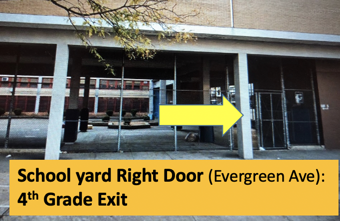 School Yard Right Door