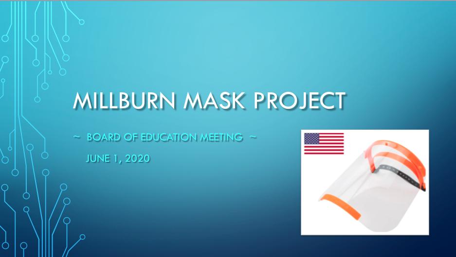 3D Face Shields/Mask Project