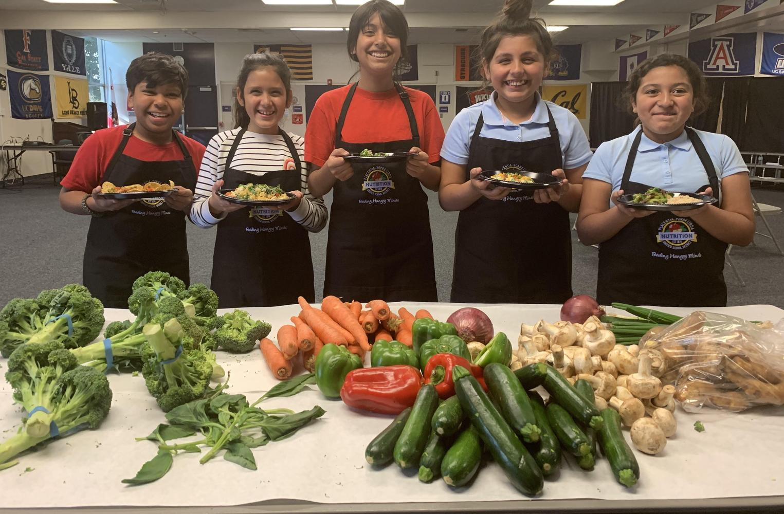 Image of Student Chefs