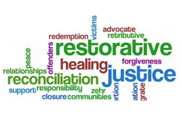 Restorative Justice expert to present to staff Thumbnail Image