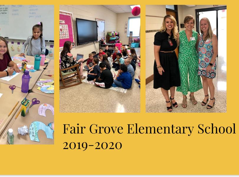Fair Grove Elementary School Back to School
