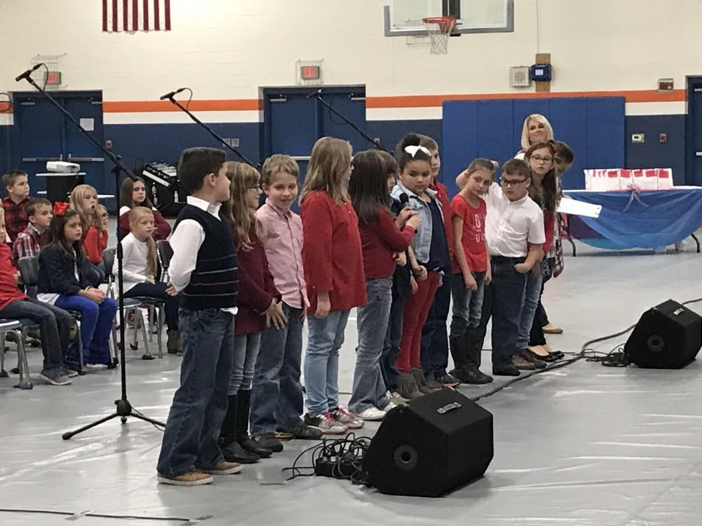 Veterans Day Program 2017