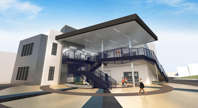 Richmond Street School to Receive All-New Instruction Facility Featured Photo