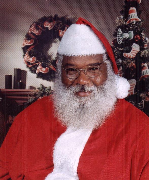 Santa is coming!