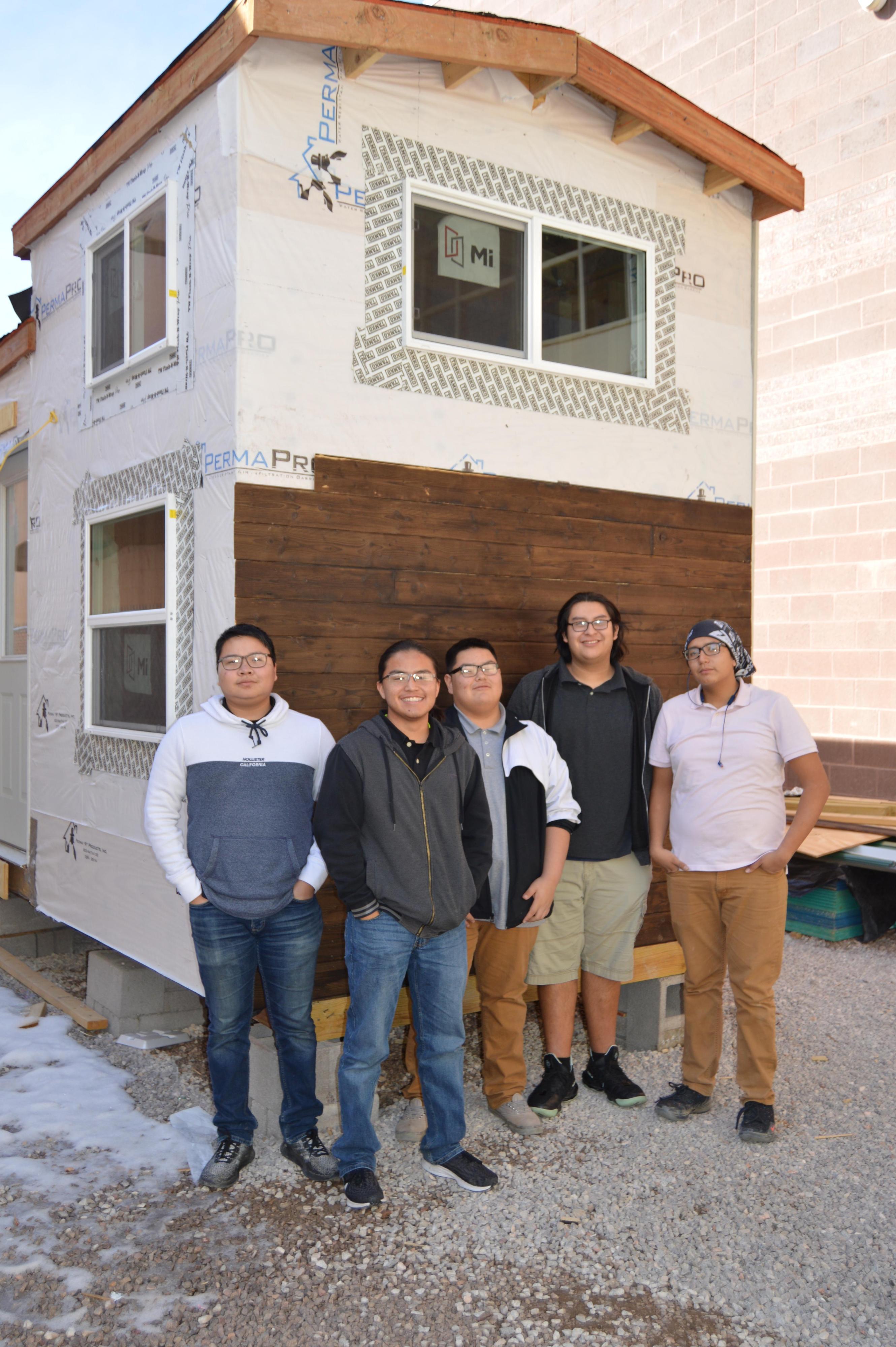 MHS Tiny House Builders