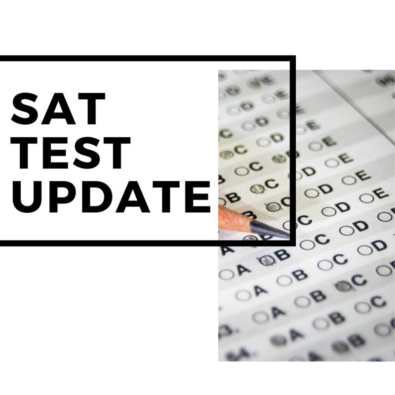 SAT Test Rescheduled Featured Photo