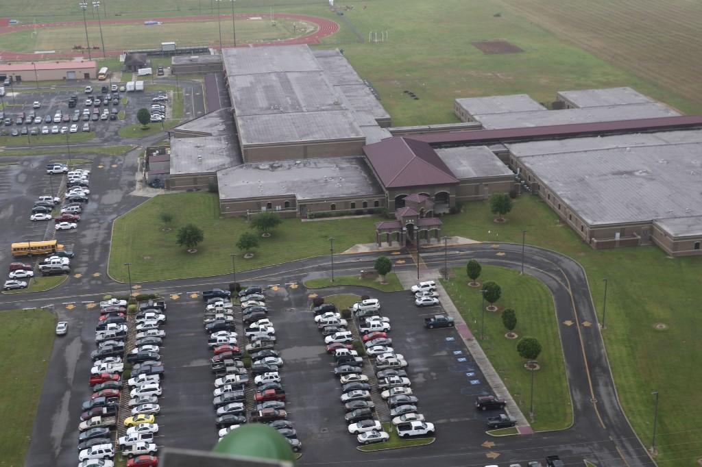 JHS Aerial View