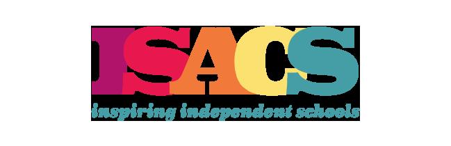 ISACS logo