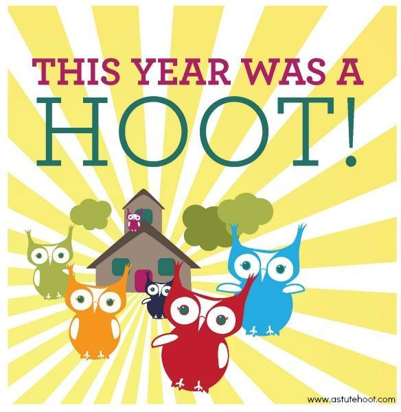 This Year Was a Hoot