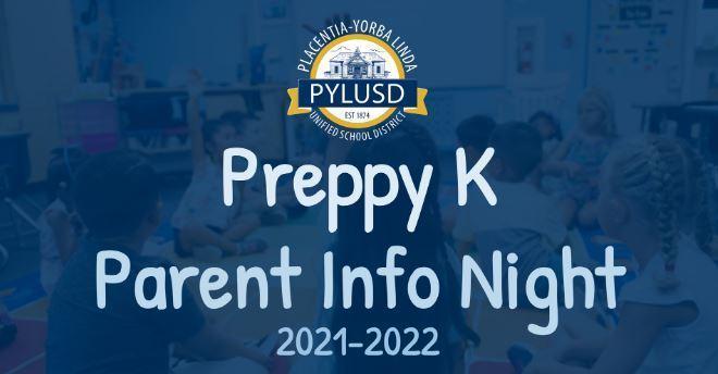 preppy K info page