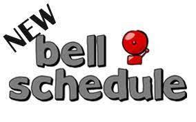 New Bell Schedule Effective 9/13/21! Featured Photo