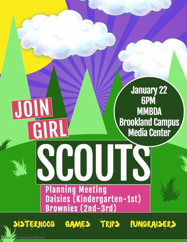 MMBDA Girl Scout Group Featured Photo