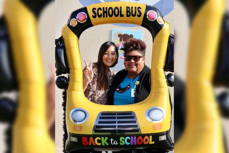 Marshall Principal Welcome Back to School