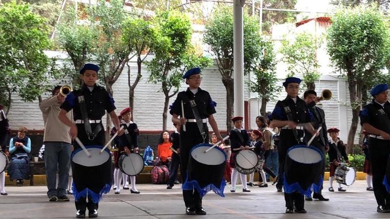 Banda de Guerra Colegio CIO de México Thumbnail Image