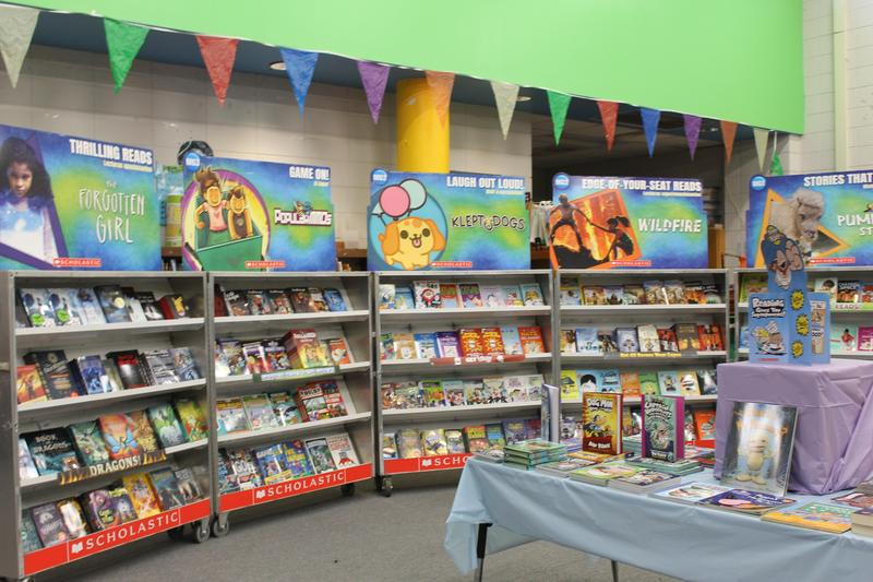 Morton Elementary's Scholastic Book Fair to be held October 14-18, 2019 Featured Photo