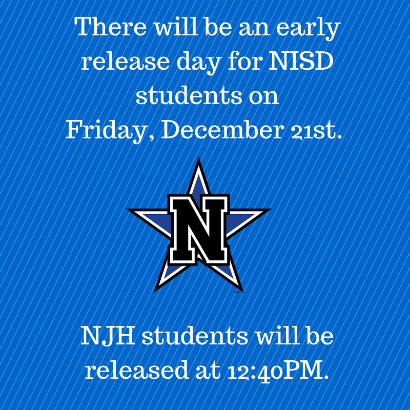 Early Release Day on December 21st Featured Photo