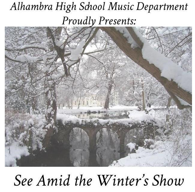 WINDS & BAND WINTER CONCERT,