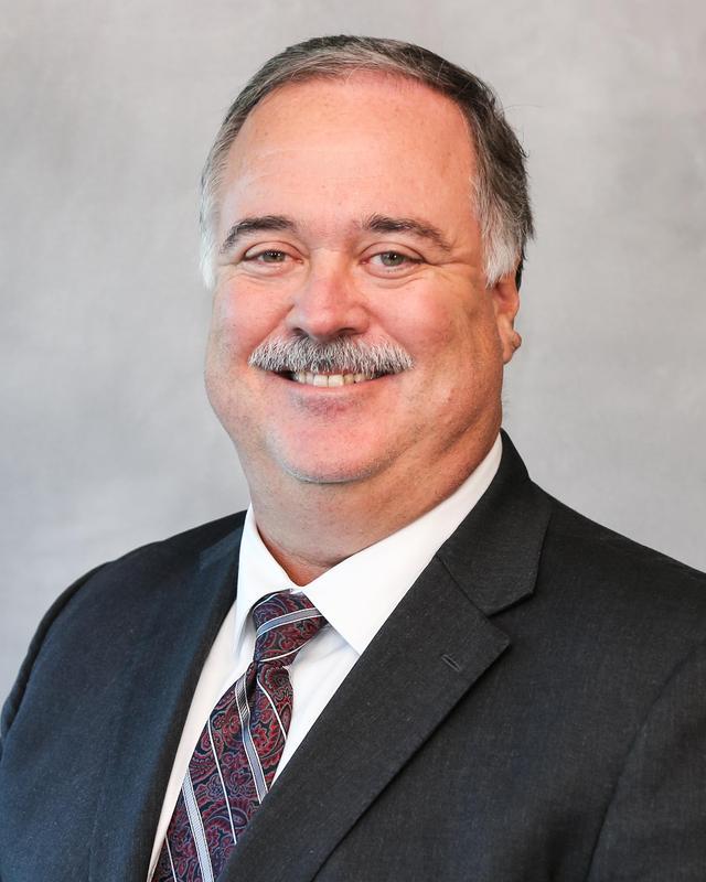 School Board President John Finnell