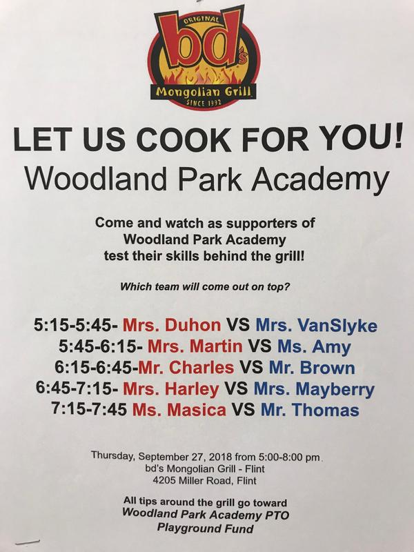 LET US COOK FOR YOU!