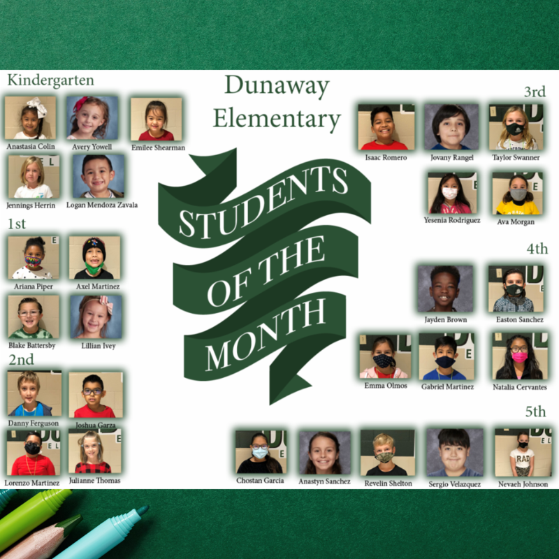 collage of 28 students