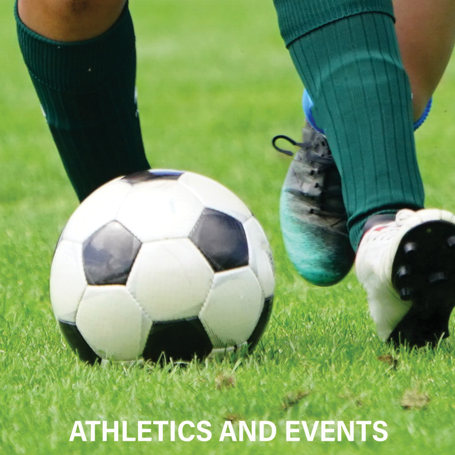 Athletics and Events