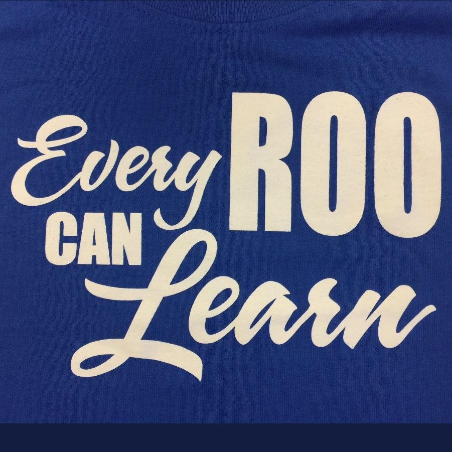 Every Roo can learn.