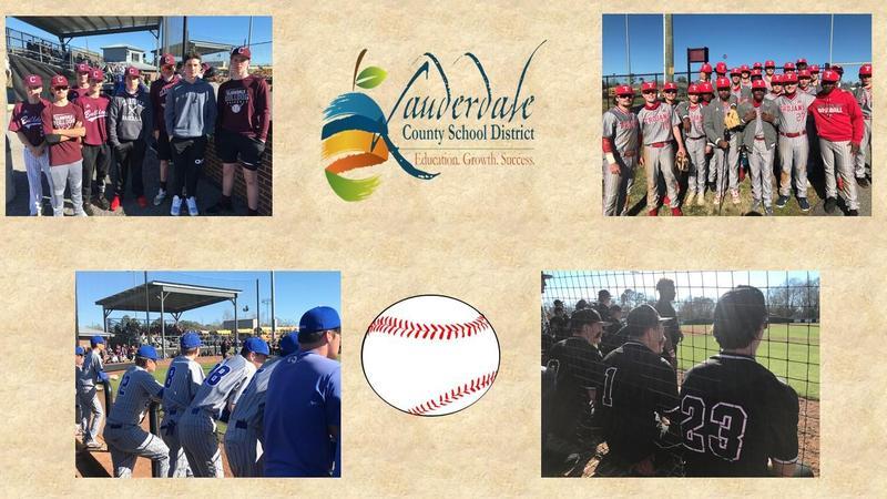 LCSD Baseball Graphic