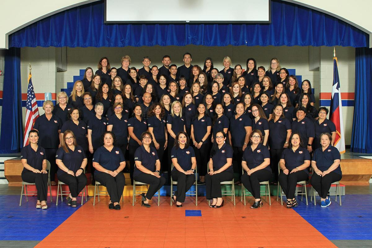 Milam Staff 2018-2019