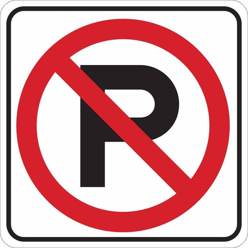 Parking Lots Closed July 18-21 Thumbnail Image