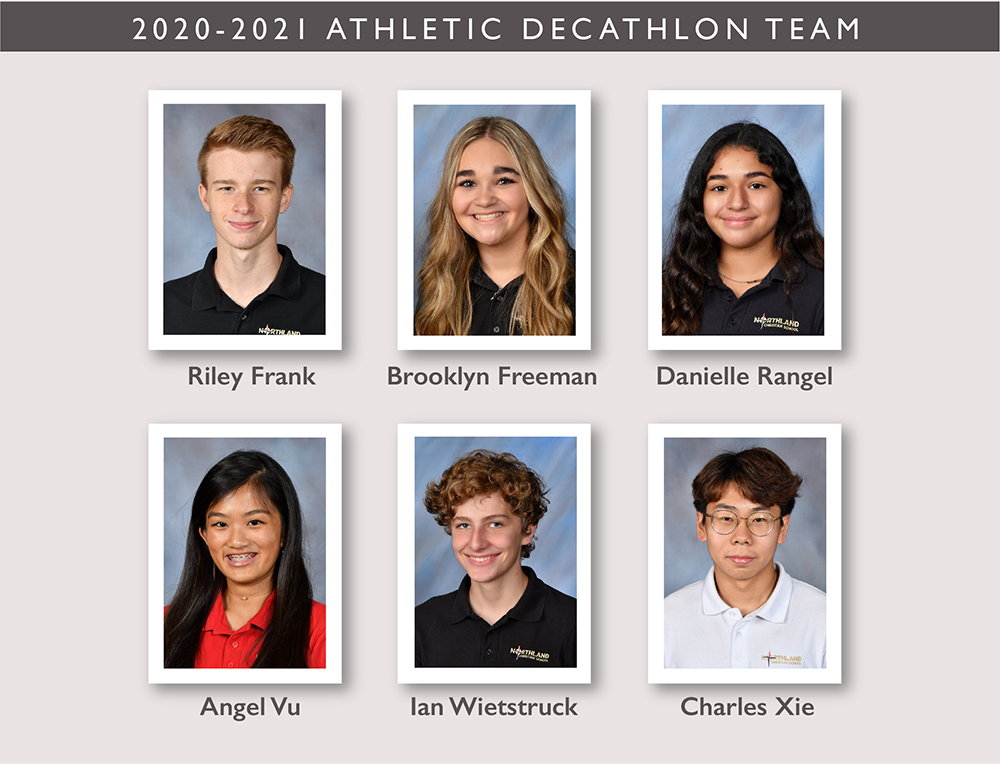 Decathlon team