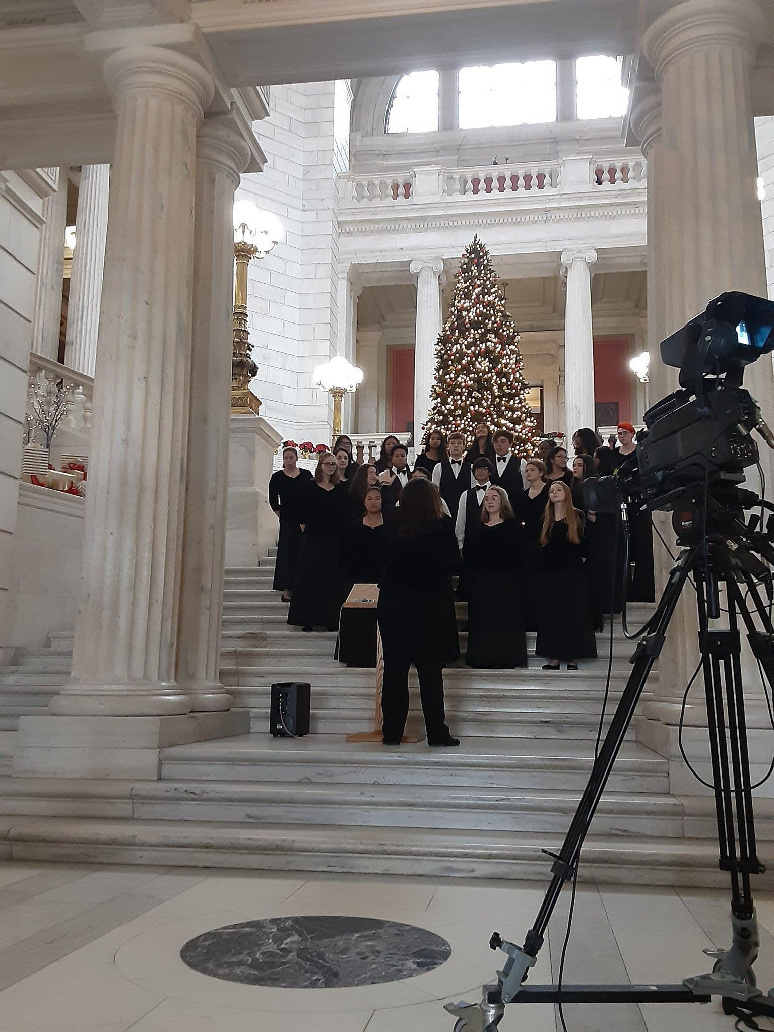 CHSE PBS performance at the State House