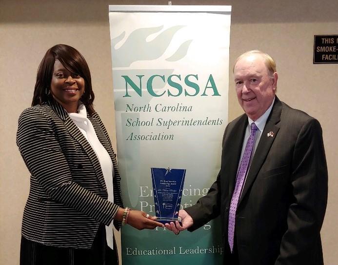 Bridges selected as NCSSA Leadership Award Recipient Featured Photo