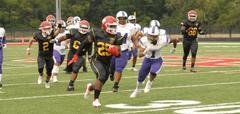 Anderson High School vs. Muncie Central High School - September 3, 2021
