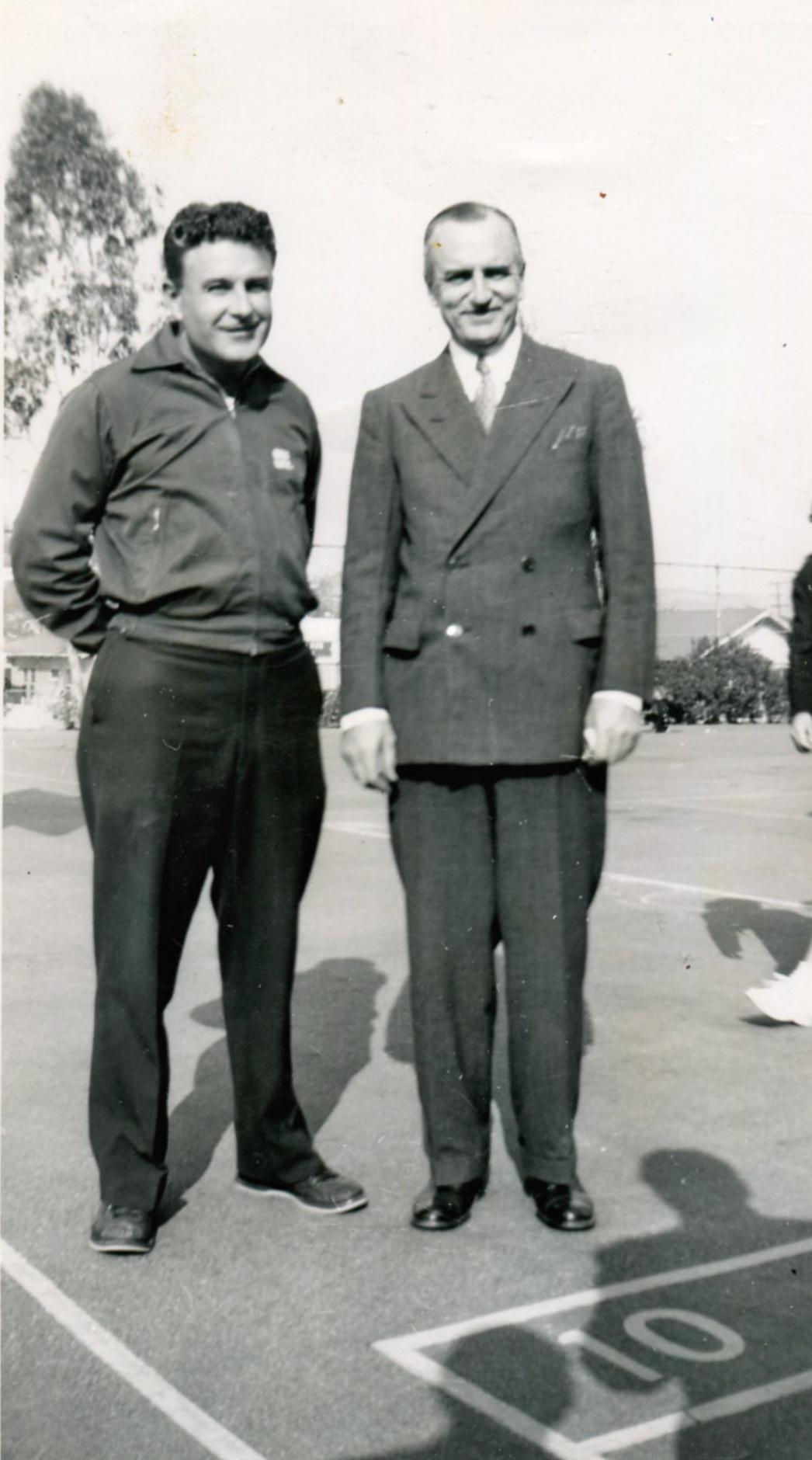 1947 Belvedere Junior H.S.