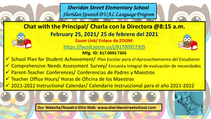 Chat with the Principal Announcement 02-25-2021.png