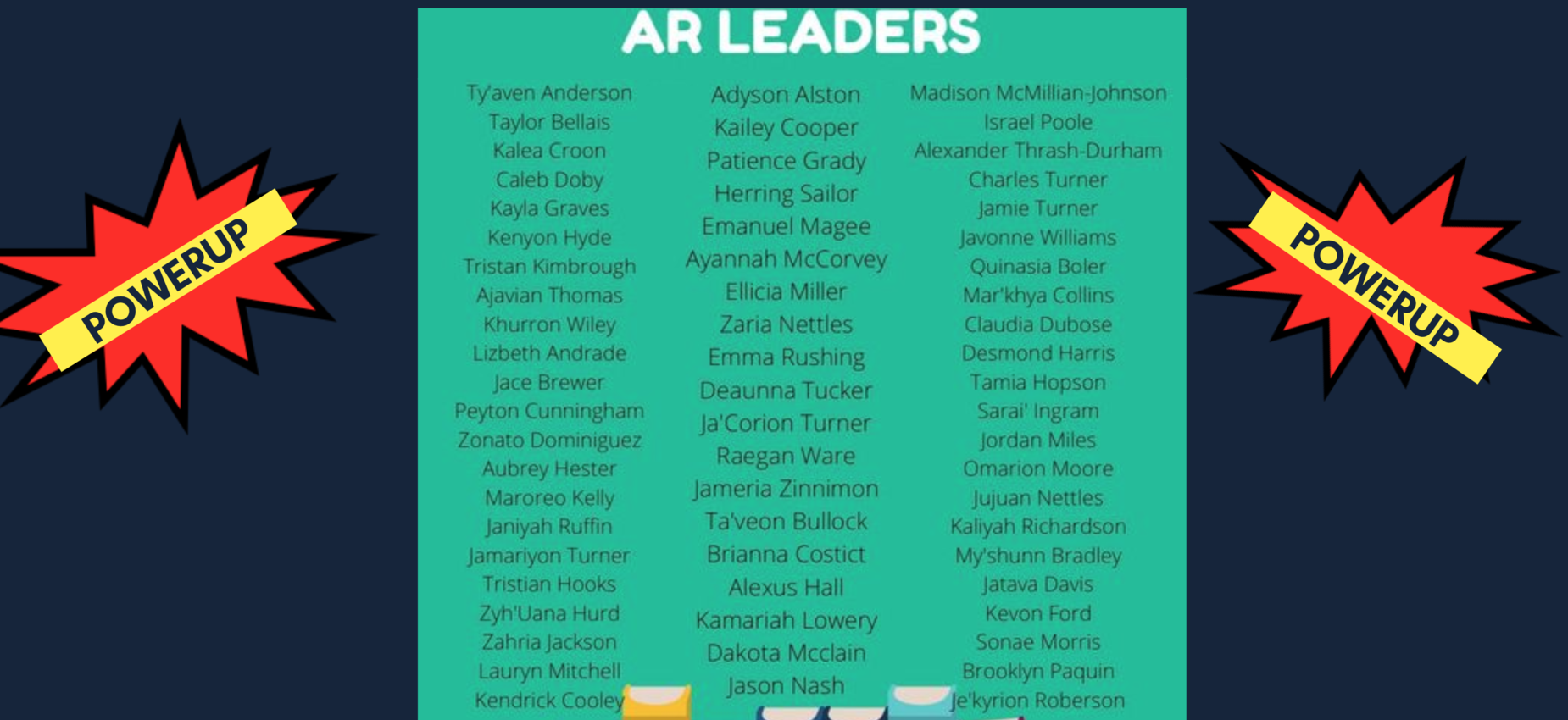 AR LEADERS