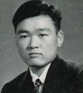 (W'40) Kunio Baba's