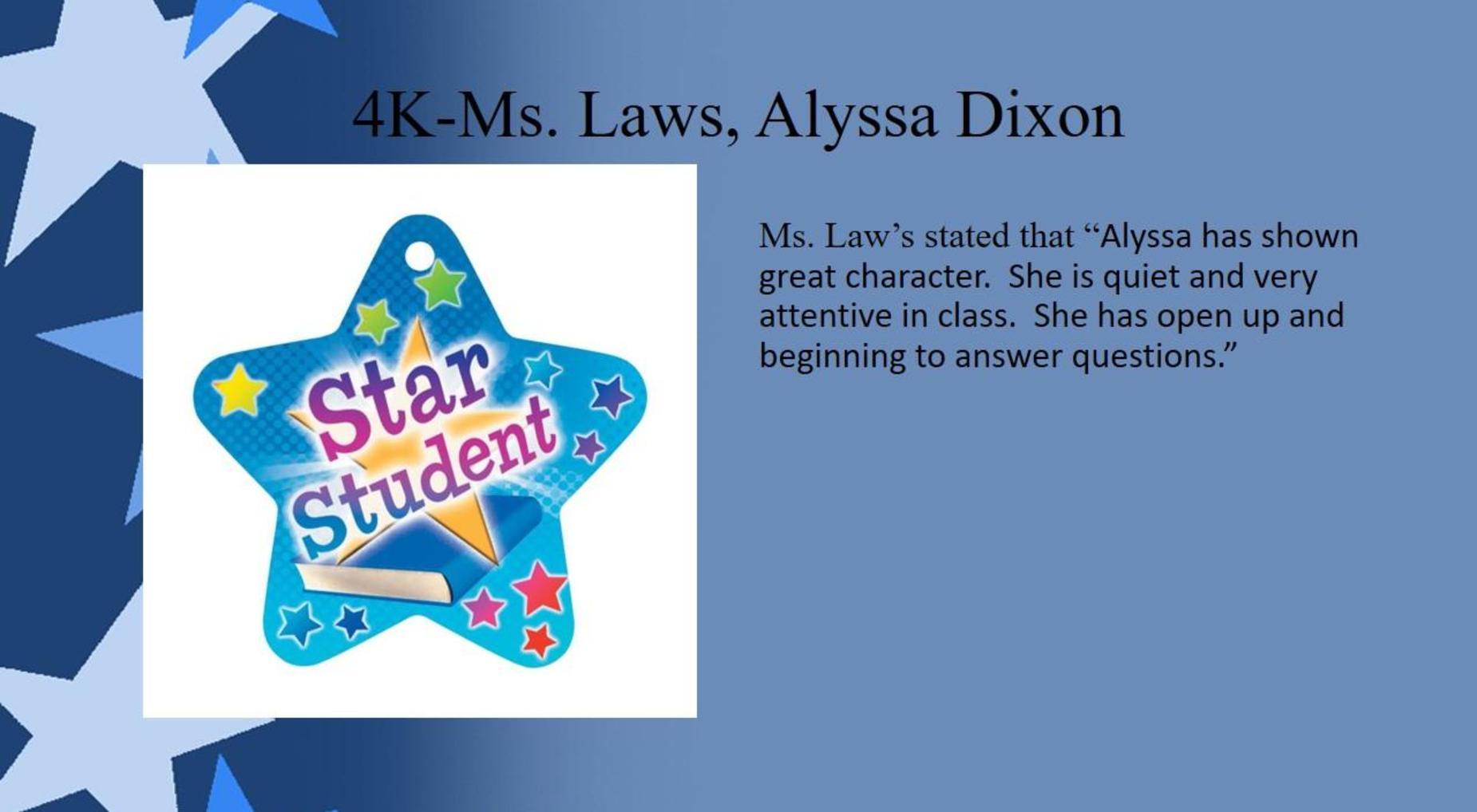 Alyssa Dixon, 4K