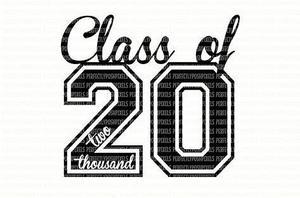class of 2020 clipart