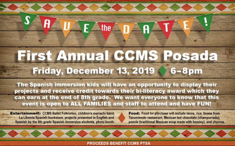 1st Annual CCMS Posada Thumbnail Image