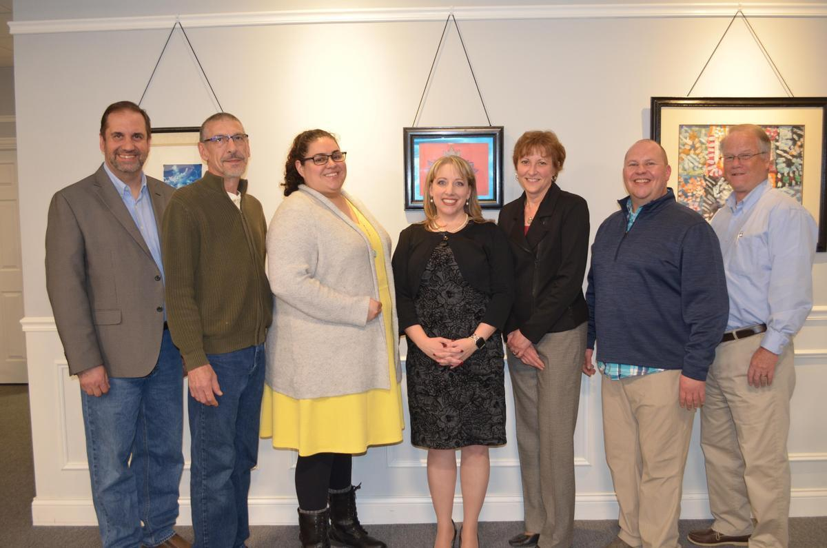 District 75 Board of Education Members 2019
