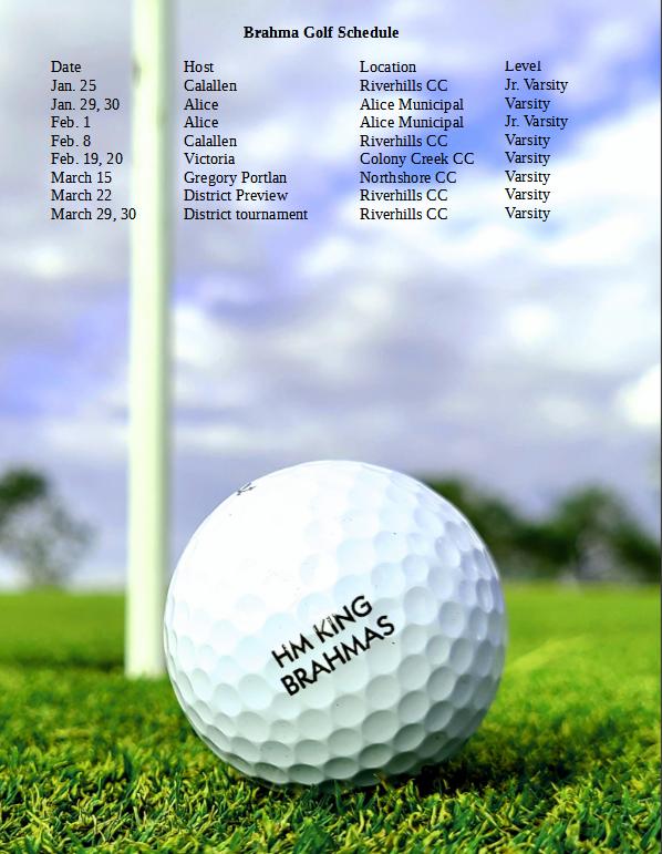 H.M. Golf