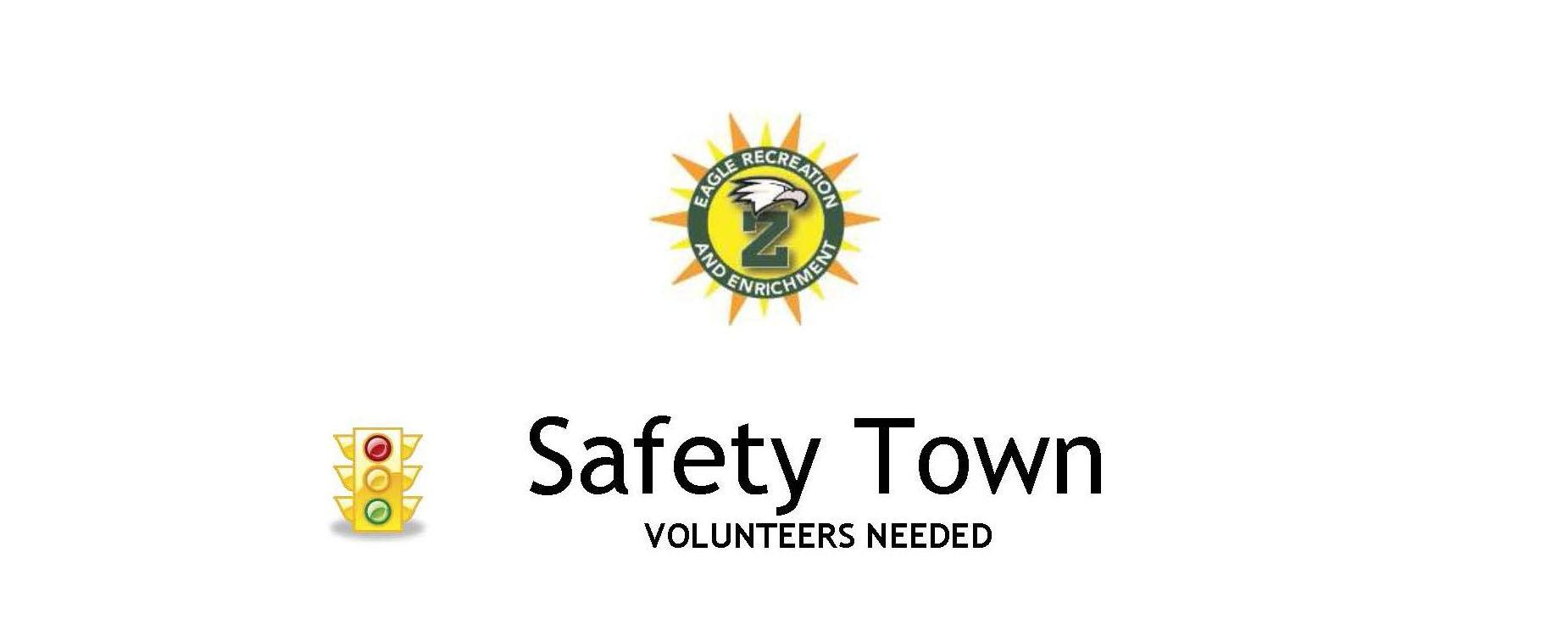 Volunteers Needed for Safety Town