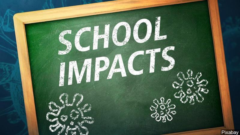 COVID-19 School Impact Image